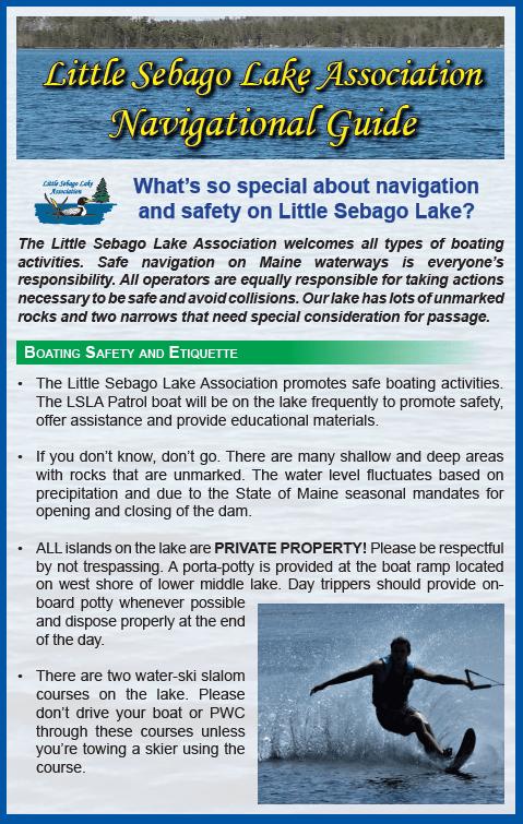 LSLA Navigational Guide